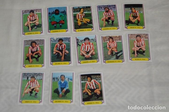 ATH DE BILBAO / 13 CROMOS- LIGA 80 81 / 80-81 - EDICIONES ESTE - PLANCHA, SIN USAR, PERFECTOS ¡MIRA! (Coleccionismo Deportivo - Álbumes y Cromos de Deportes - Cromos de Fútbol)