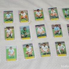 Cromos de Fútbol: VALENCIA CF / 18 CROMOS - LIGA 80 81 / 80-81 - EDICIONES ESTE - PLANCHA, SIN USAR, PERFECTOS ¡MIRA!. Lote 172697030