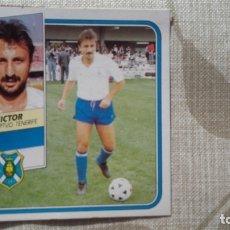 Figurine di Calcio: VICTOR TENERIFE ESTE 89 90 . Lote 172779025