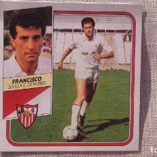 Figurine di Calcio: FRANCISCO ESPAÑOL ED ESTE 89 90 . Lote 172782515
