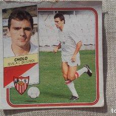 Figurine di Calcio: ESTE 89 90 CHOLO SEVILLA 1989 1990 . Lote 172801917
