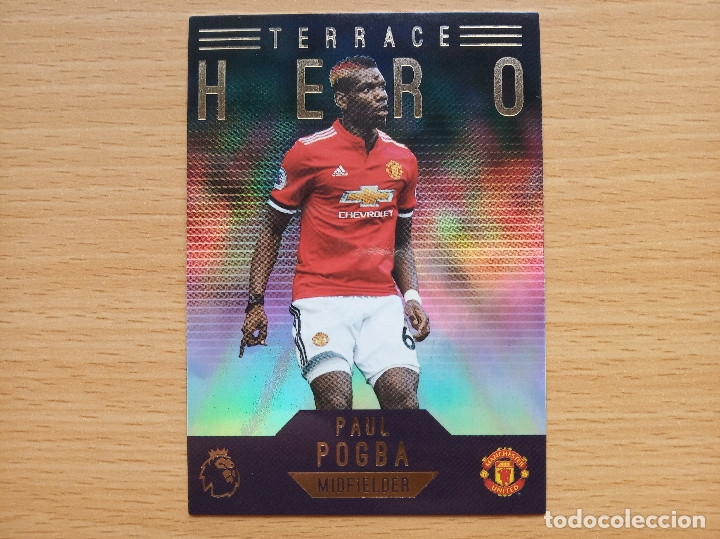 Topps Premier League GOLD 2017//2018 Manchester United