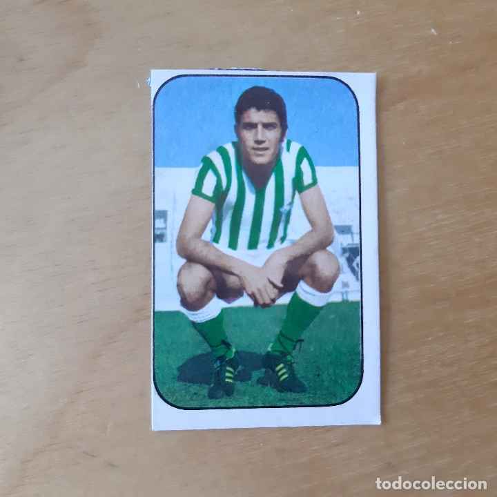 EDICIONES ESTE 1976 1977 - 76 77 - REAL BETIS - ROGELIO (Coleccionismo Deportivo - Álbumes y Cromos de Deportes - Cromos de Fútbol)
