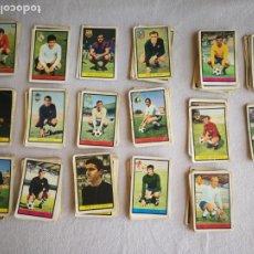 Cromos de Fútbol: LOTE 190 CROMOS EDITORIAL FHER LIGA 1972 73 NUNCA PEGADOS INCLUYE IRIBAR . Lote 173058398