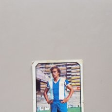 Cromos de Fútbol: CROMO SIN PEGAR LIGA ESTE 77 78 1977 1978 FICHAJE 18 FLORES ESPAÑOL. Lote 173065878