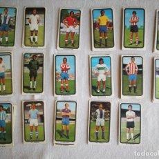 Cromos de Fútbol: LOTE 71 CROMOS RUIZ ROMERO LIGA 1974 75 . Lote 173095760