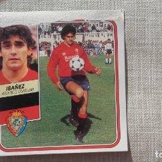 Figurine di Calcio: IBAÑEZ OSASUNA ESTE 89 90. Lote 173136534