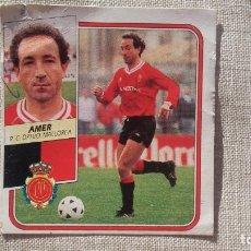 Figurine di Calcio: AMER DEL MALLORCA EDICIONES ESTE 89-90. Lote 173137409