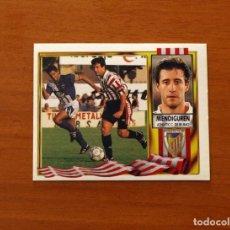 Cromos de Fútbol: ATHLETIC DE BILBAO - MENDIGUREN - EDICIONES ESTE 1995-1996, 95-96 - NUNCA PEGADO. Lote 173147268
