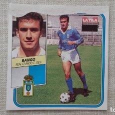 Figurine di Calcio: BANGO OVIEDO ESTE 89 90 . Lote 173164739