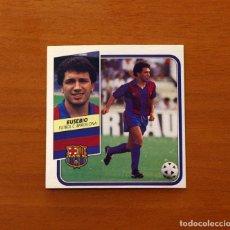 Cromos de Fútbol: FÚTBOL CLUB BARCELONA - EUSEBIO - EDICIONES ESTE 1989-1990, 89-90 - NUNCA PEGADO. Lote 173381793