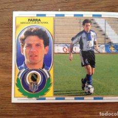 Cromos de Fútbol: NUEVO COLOCA 96-97 1996-1997 PARRA HÉRCULES . Lote 173470593