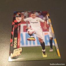 Cromos de Fútbol: MEGACRACKS MGK PANINI 2019 2020 CARD 300 ROQUE MESA SEVILLA FC 19 20. Lote 173510132