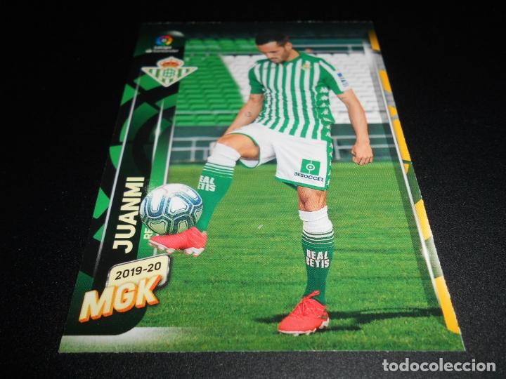 Mgk New Album 2020 mgk 89 juanmi betis cromos album megacracks lig   Buy Old Football