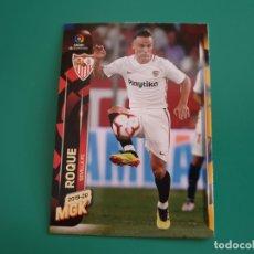 Cromos de Fútbol: 300 ROQUE (BAJA) - SEVILLA - MEGACRACKS LIGA 2019-20 - MGK 19/20 (NUEVO). Lote 173642920
