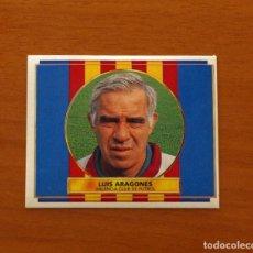 Cromos de Fútbol: VALENCIA - LUIS ARAGONÉS - EDICIONES ESTE 1996-1997, 96-97 - NUNCA PEGADO. Lote 173662030