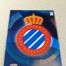 Cromos de Fútbol: ESCUDO N 109 REAL CLUB ESPANYOL MEGACRACKS 2006 2007 06 07 PANINI CROMO LIGA FÚTBOL MEGA CRACKS MGK. Lote 173671499