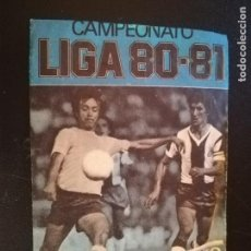 Cromos de Fútbol: EDICIONES ESTE SOBRE NUEVO SIN ABRIR LIGA 80/81 VERSION AZUL. Lote 173696030