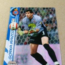 Cromos de Fútbol: GORKA IRAIZOZ 111 REAL CLUB ESPANYOL MEGACRACKS 2006 2007 06 07 PANIN CROMO FÚTBOL MEGA CRACKS MGK . Lote 173750402