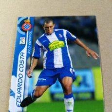 Cromos de Fútbol: EDUARDO COSTA 117 REAL CLUB ESPANYOL MEGACRACKS 2006 2007 06 07 PANINI CROMO FÚTBOL MEGA CRACKS MGK . Lote 173753265