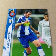 Cromos de Fútbol: PANDIANE Nº 125 REAL CLUB ESPANYOL MEGACRACKS 2006 2007 06 07 PANINI CROMO FÚTBOL MEGA CRACKS MGK . Lote 173755559
