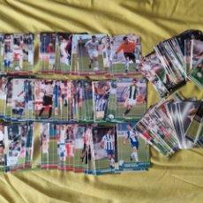 Cromos de Fútbol: MEGAFICHAS 2003 2004 PANINI LOTE 245 FICHAS BARCELONA,MADRID,VALENCIA...MEGACRACKS. Lote 173846775