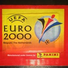 Cromos de Fútbol: PANINI SOBRE SIN ABRIR DE LA EUROCOPA 2000 (EURO,2000). Lote 173847858