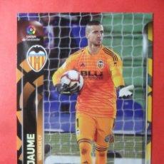 Cromos de Fútbol: MEGACRACKS 2019 2020 - 309 JAUME - VALENCIA - 19 20 MGK PANINI. Lote 174169693