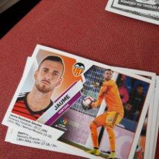 Cromos de Fútbol: ESTE 2019 2020 19 20 SIN PEGAR VALENCIA JAUME 2. Lote 174392712