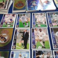 Cromos de Fútbol: CROMOS LOTE 28 FICHAS DE LA LIGA 2002 - 03 ( REAL MADRID ) MUNDICROMO 2003 SIN REPETIR. Lote 174407173