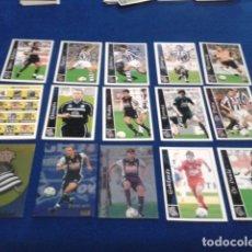 Cromos de Fútbol: CROMOS LOTE 15 FICHAS DE LA LIGA 2002 - 03 ( REAL SOCIEDAD ) MUNDICROMO 2003 SIN REPETIR. Lote 174408643
