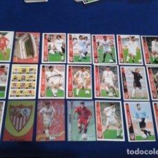 Cromos de Fútbol: CROMOS LOTE 21 FICHAS DE LA LIGA 2002 - 03 ( SEVILLA F.C. ) MUNDICROMO 2003 SIN REPETIR. Lote 174409382