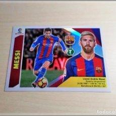 Cromos de Fútbol: LIGA ESTE 2017 2018 17 18 PANINI. LEO MESSI Nº 13 (FC BARCELONA) CROMO ALBUM FÚTBOL. Lote 174499842