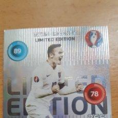 Cromos de Fútbol: ADRENALYN XL EURO 2016 FRANCIA LIMITED EDITION. Lote 174500177