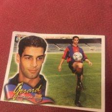 Cromos de Fútbol: ESTE 2000 2001 00 01 BARCELONA GERARD COLOCA. Lote 174529358