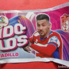 Cromos de Fútbol: CHICLE - LIGA ESTE 2019 2020 - VADILLO - GRANADA - IDOLOS - 19 20 - PANINI. Lote 195331603