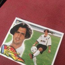Cromos de Fútbol: ESTE 2000 2001 00 01 VALENCIA ZAHOVIC VENTANILLA COLOCA MUY DIFÍCIL. Lote 174983124