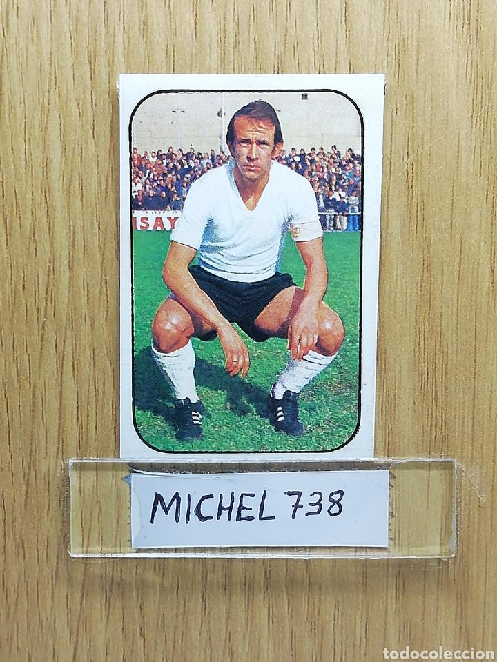 ESTE LIGA 76 /77... AGUILERA.. BURGOS.. RECUPERADO... (Coleccionismo Deportivo - Álbumes y Cromos de Deportes - Cromos de Fútbol)