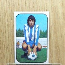 Cromos de Fútbol: ESTE LIGA 76 /77.. IRLES... MÁLAGA.. RECUPERADO.... Lote 175042542