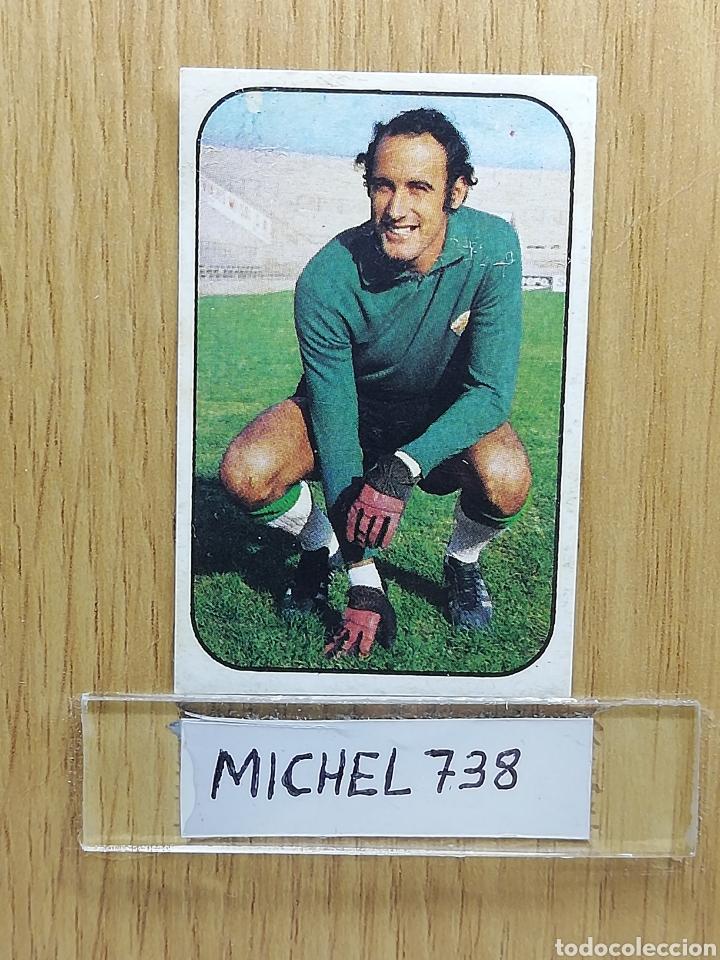 ESTE LIGA 76 /77.. ESTEBAN... ELCHE... RECUPERADO... (Coleccionismo Deportivo - Álbumes y Cromos de Deportes - Cromos de Fútbol)