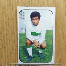 Cromos de Fútbol: ESTE LIGA 76 /77.. GONZÁLEZ... ELCHE... RECUPERADO.... Lote 175043538