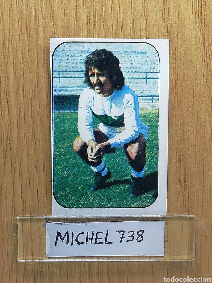 ESTE LIGA 76 /77... CORTES... ELCHE.. RECUPERADO... (Coleccionismo Deportivo - Álbumes y Cromos de Deportes - Cromos de Fútbol)