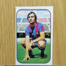 Cromos de Fútbol: ESTE LIGA 76 /77... COSTAS... BARCELONA... RECUPERADO.... Lote 175069899