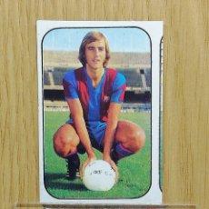 Cromos de Fútbol: ESTE LIGA 76/ 77...NEESKENS.. BARCELONA... RECUPERADO.... Lote 175069969