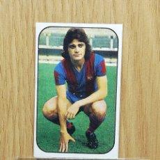 Cromos de Fútbol: ESTE LIGA 76 /77... ALBADALEJO... BARCELONA.. RECUPERADO.... Lote 175070678
