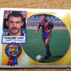 Cromos de Fútbol: SANCHEZ JARA COLOCA DEL BARCELONA ALBUM ESTE LIGA 1994 - 1995 ( 94 - 95 ). Lote 269463728