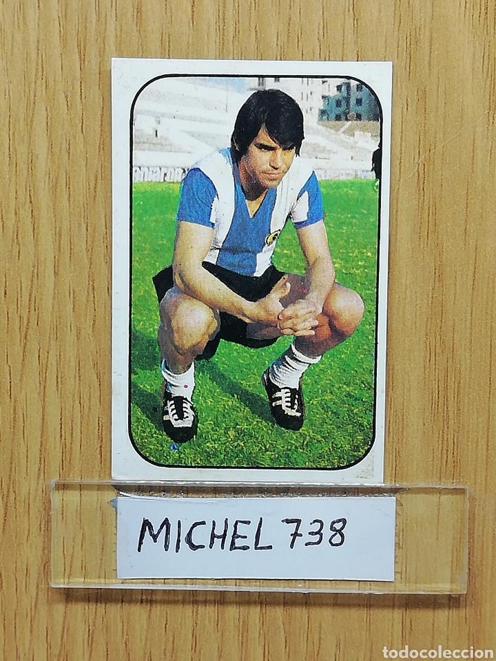 ESTE LIGA 76 /77.. ARIETA ... HERCULES... RECUPERADO... (Coleccionismo Deportivo - Álbumes y Cromos de Deportes - Cromos de Fútbol)