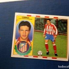 Cromos de Fútbol: CORREA AT MADRID ED ESTE 96 97 CROMO FUTBOL LIGA 1996 1997 - SIN PEGAR - 640 BAJA. Lote 195544880