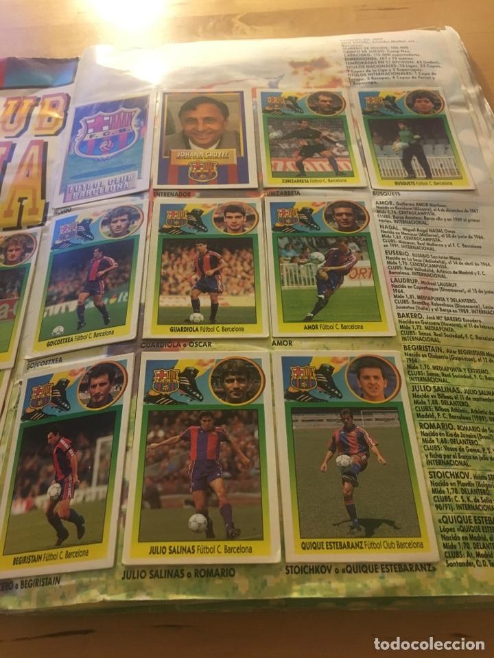 Cromos de Fútbol: Album increíble 93 94 1993 1994 liga este a falta 8 cromos. - Foto 5 - 121380324