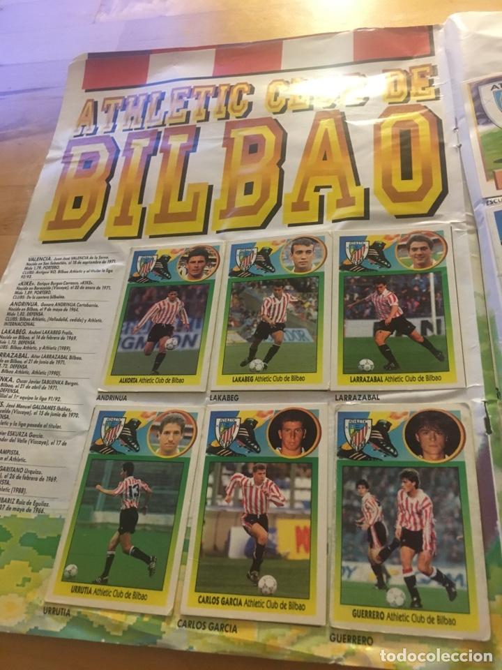 Cromos de Fútbol: Album increíble 93 94 1993 1994 liga este a falta 8 cromos. - Foto 6 - 121380324